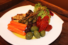 MIXED PICKLE &MARINATED VEGETABLES